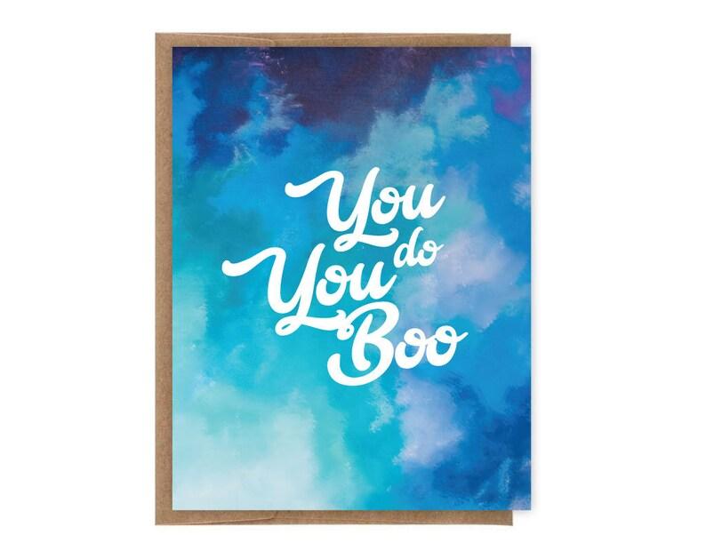 You do You Boo image 0