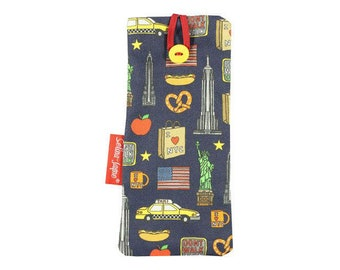 e26b4ab5612a Selina-Jayne New York City Limited Edition Designer Soft Fabric Glasses Case