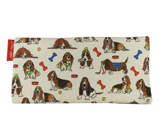 Selina-Jayne Dachshund Dog Limited Edition Designer Pencil Case