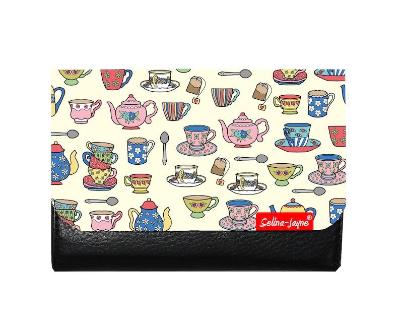 Selina-Jayne Teacups Limited Edition Designer Small Purse