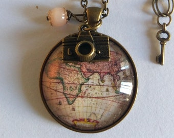 Planet necklace you want also