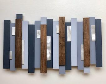Wood Wall Art, Wooden Wall Art, Modern Wood Art, Modern Wooden Art,  Abstract Wood Art, Modern Wood Wall Art, Wood Wall Decor, 3D Wall Art