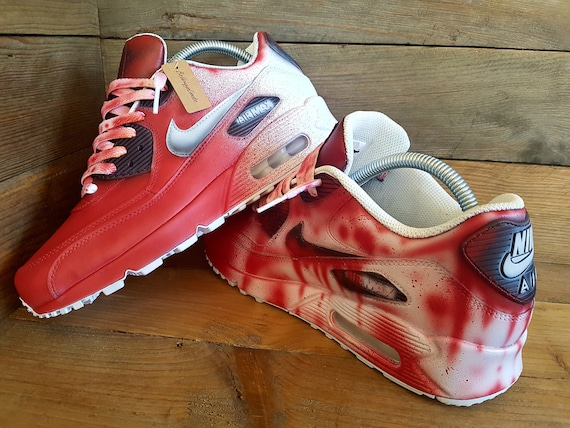 Nike Air Max 90 ICE Gym Red