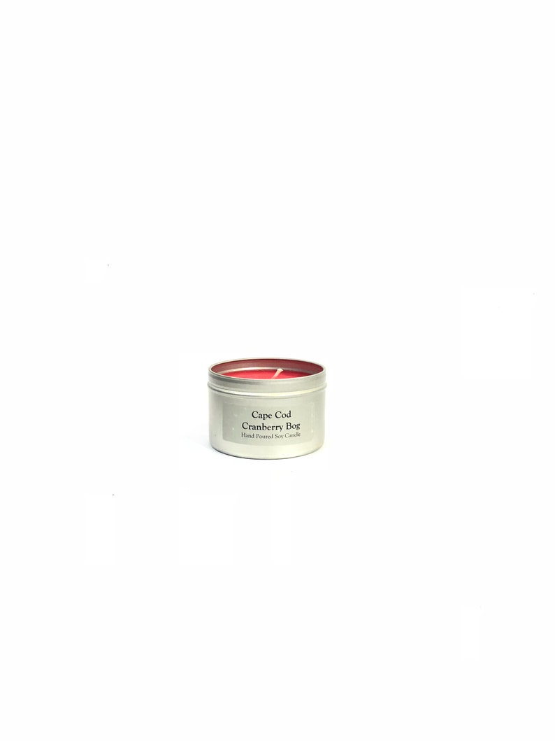Cape Cod Cranberry Bog 8 oz Soy Candle--Cranberry Orange--Cape Cod Gift--Anytime Gift--Berkshire Gift--Cranberry Candle--Cranberry Bog