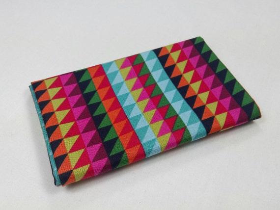 WRAP IT UP fabric Coupon cotton patchwork Triangle Stripe 50x55cm