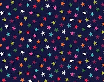 WRAP IT UP fabric cotton patchwork Stars x50cm