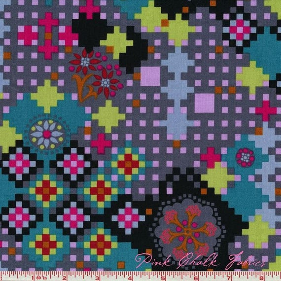 SALE fabric cotton patchwork DOWRY POSTAGE Rose x40cm