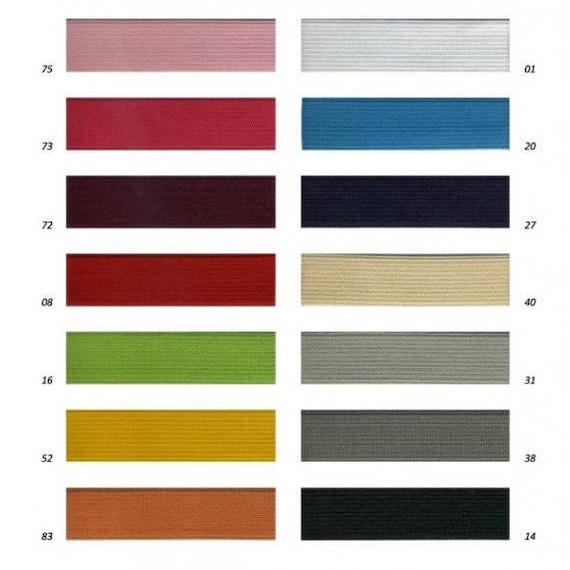 Elastic Ribbon 10 mm x 2 m 14 colors