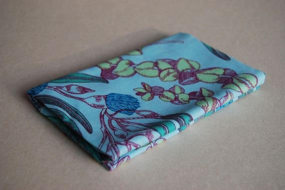 Promotional Coupon fabric cotton patchwork Pretty Potent Eucalyptus 50x55cm jade