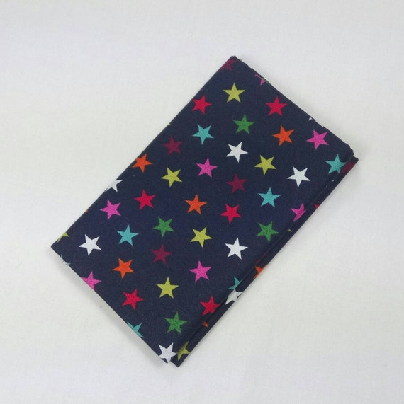 WRAP IT UP fabric Coupon cotton patchwork Stars 50x55cm