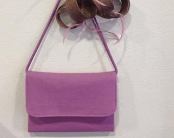 Pink clutch bag wedding pink