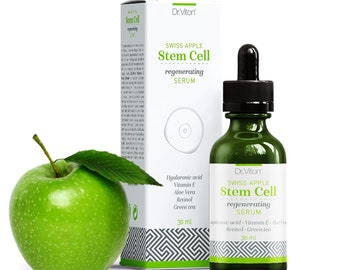 Apple Stem cell SERUM / Dr.Viton (protect your skin from pre-aging)