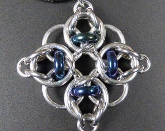 Celtic Diamond Pendant