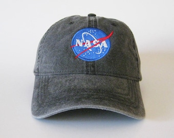 1a82eb7e NASA Embroidered Cap Dad cap dad hat dad baseball cap nasa cap nasa hat