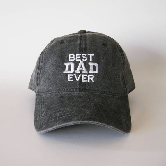 Best Dad Ever cap dad cap dad hat dad embroidered cap best dad  061d2f2feee