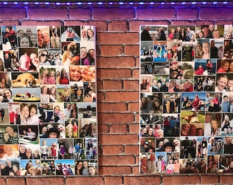 photo collage gift etsy