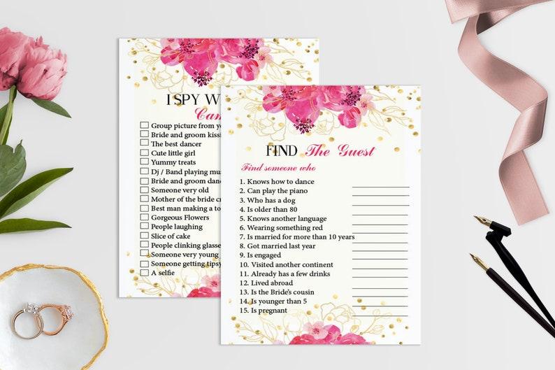 5 wedding reception games printable wedding reception game