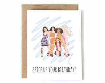 Spice Up Your Birthday