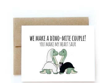 We Make A Dino-Mite Couple
