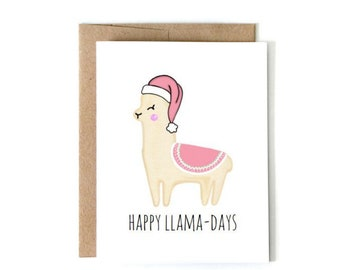 Happy Llama-Days