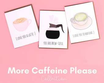 Caffeine Please Collection