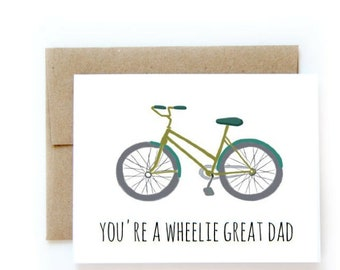 Wheelie Great Dad