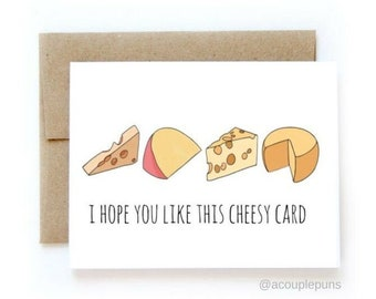 Cheesey Card