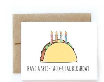 Taco Birthday