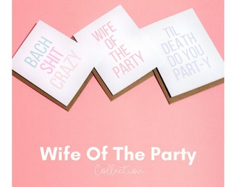 Wife Of The Party Collection