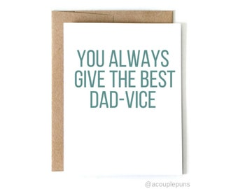 Dad-vice