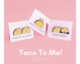 Taco To Me Collection