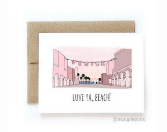 Love Ya, Beach