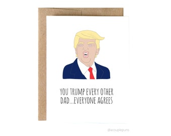 Donald Trump Father's Day