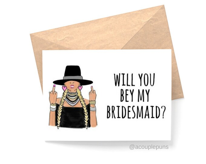 Featured listing image: Bey My Bridesmaid