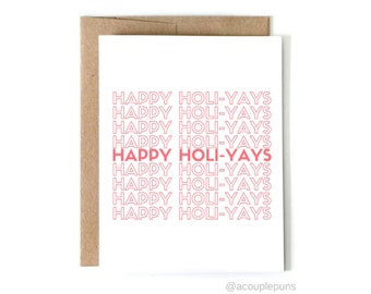Happy HoliYAYs - Red