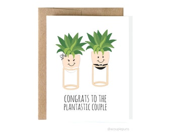 Plantastic Couple