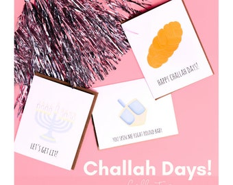 Happy Challah Days Collection