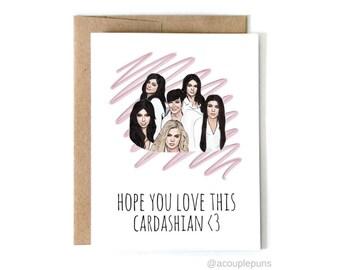 Kardashian Card