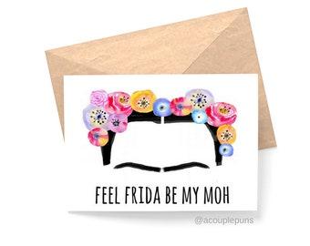 Frida Maid of Honor