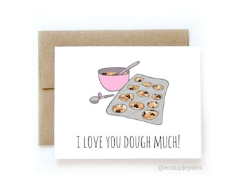 Love You Dough Much
