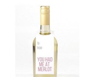 Had Me At Merlot