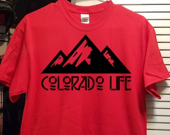 Colorado Life - T-shirt