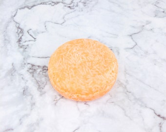 Sulfate Free Solid Shampoo Bars with Mango butter, Protective and Fortifying  Shampoo With Quinoa Protein&Panthenol, Eco Friendly gift,
