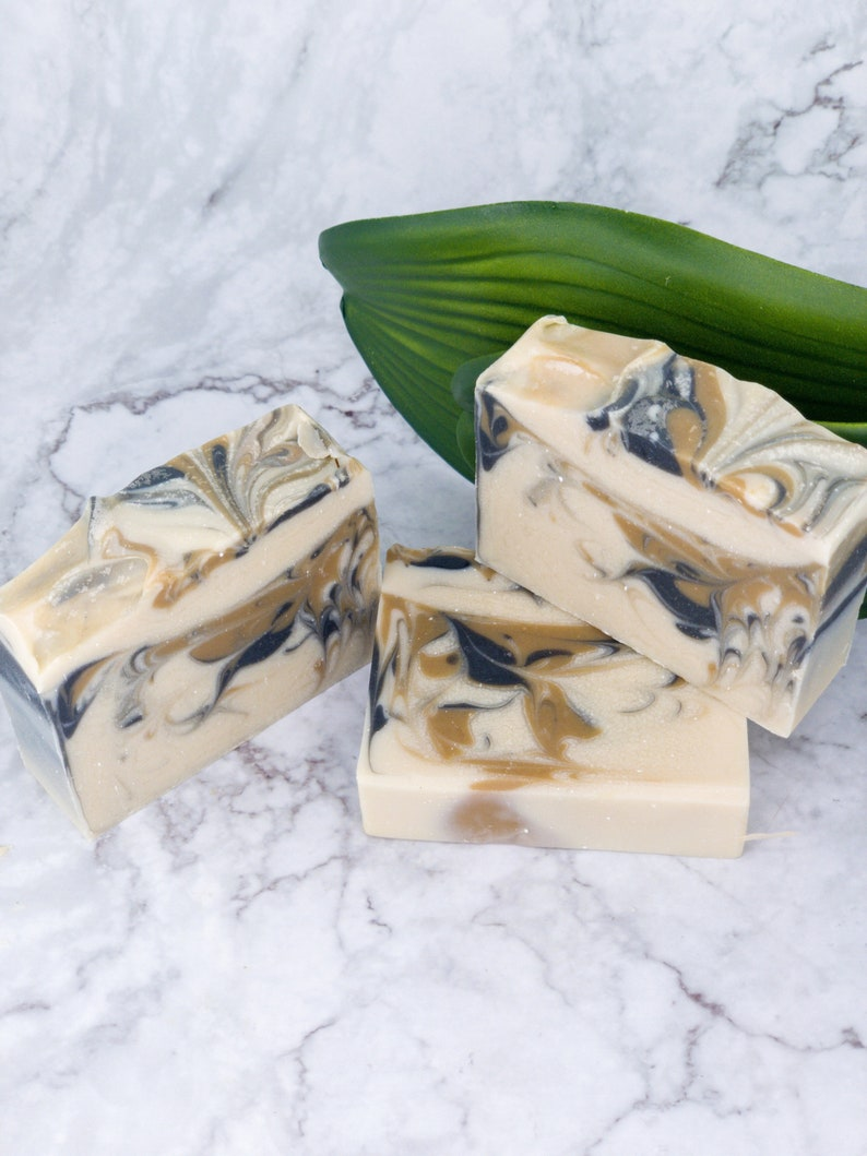 All Natural Handmade soap-Game of Thrones soap-Coconut milk image 0