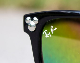 bea4dfa5653 RAY BAN STICKER Sunglasses Aviator Sticker Decal Great for Glasses and  Shades Ray Ban Stickers Rayban Sticker RayBan Stickers For Lens