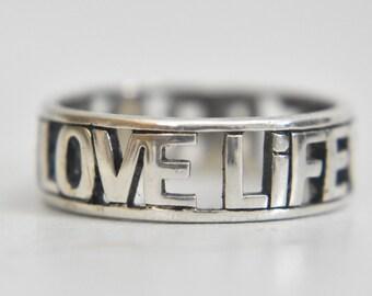 Brave Ring Etsy