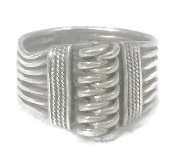 Biker Chain Ring Size 6 Biker Chain Band Size 6 Bi