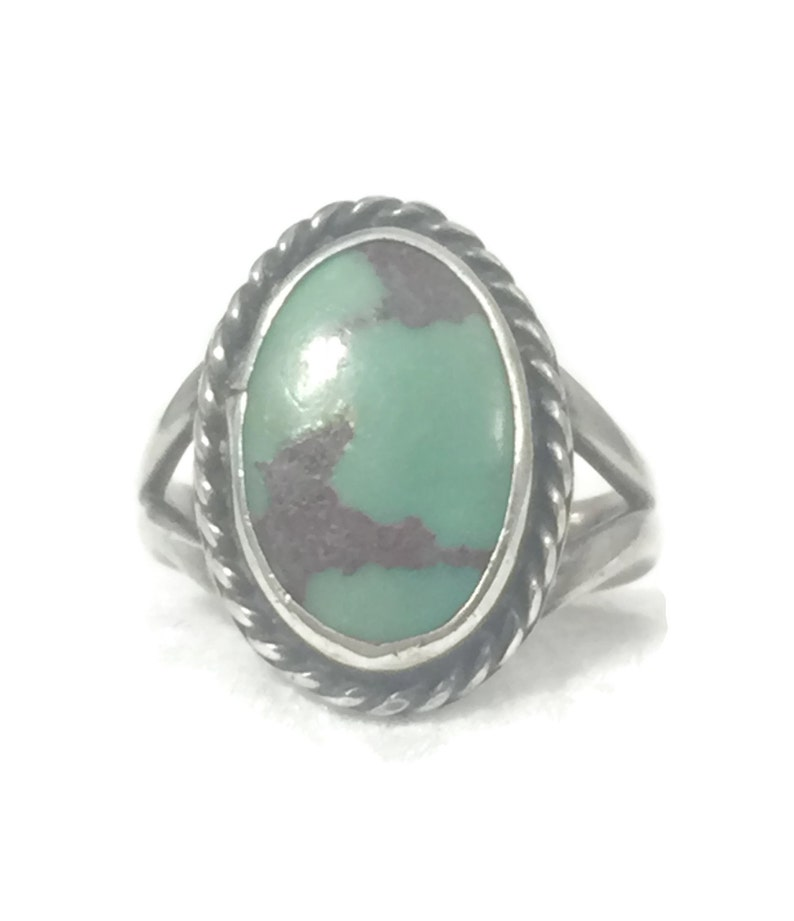 Vintage Chunky Band Size 4 Plus Vintage Chunky Ring Size 4 Pinky Ring Size 4 Pinky Band Size 4 Sterling Silver Ring Size 4