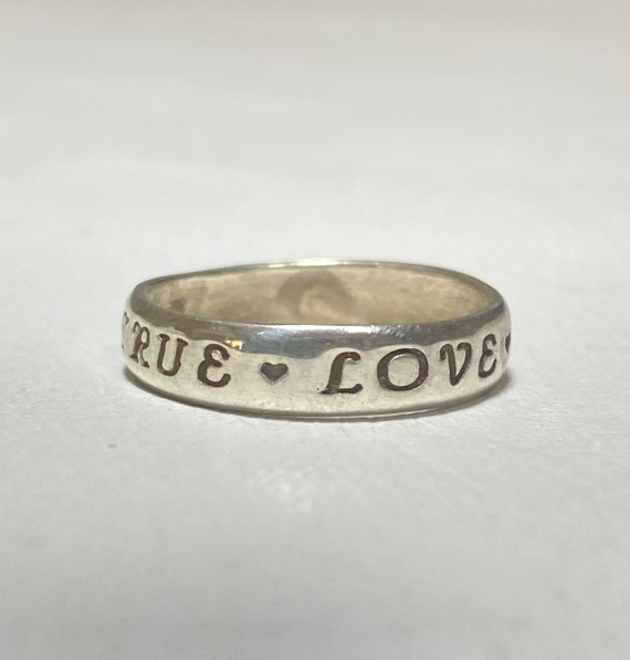 Stainless Steel Spoon Ring Size 7.75