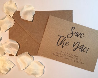 RUSTIC || save the dates, rustic wedding invitations